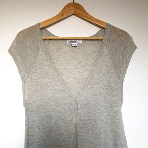 KENSIE Women Size M Cozy Long Cardigan Sweater